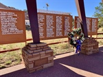 Navajo Nation honors fallen warriors with wreath laying ceremony and food distribution on Memorial Day
